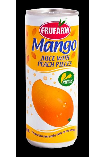 Манго с парченца праскова