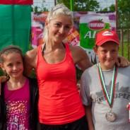FruFarm спонсорира кръг от първенство по тенис за деца